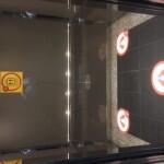 Elevator decals